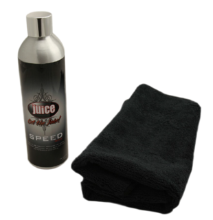 Speed Wax Valet Pack 250ml with Towel